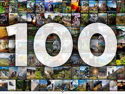 Nº100 de MTBpro. Apertura.